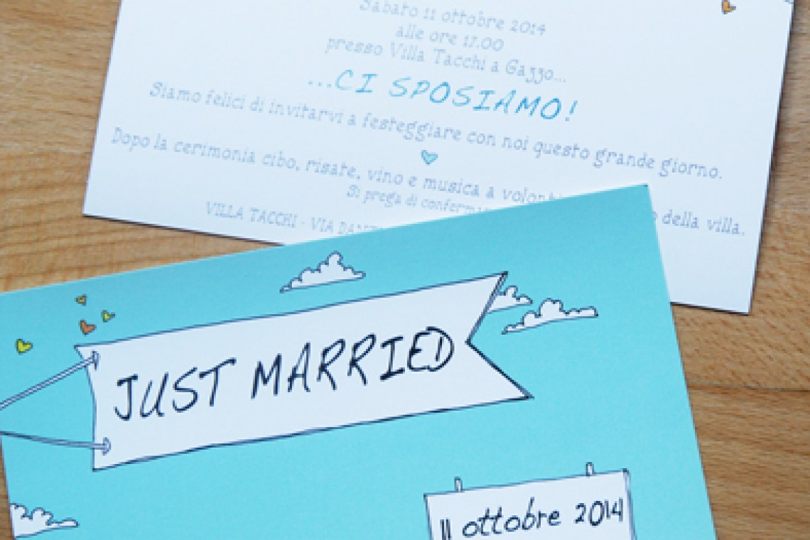 just married4